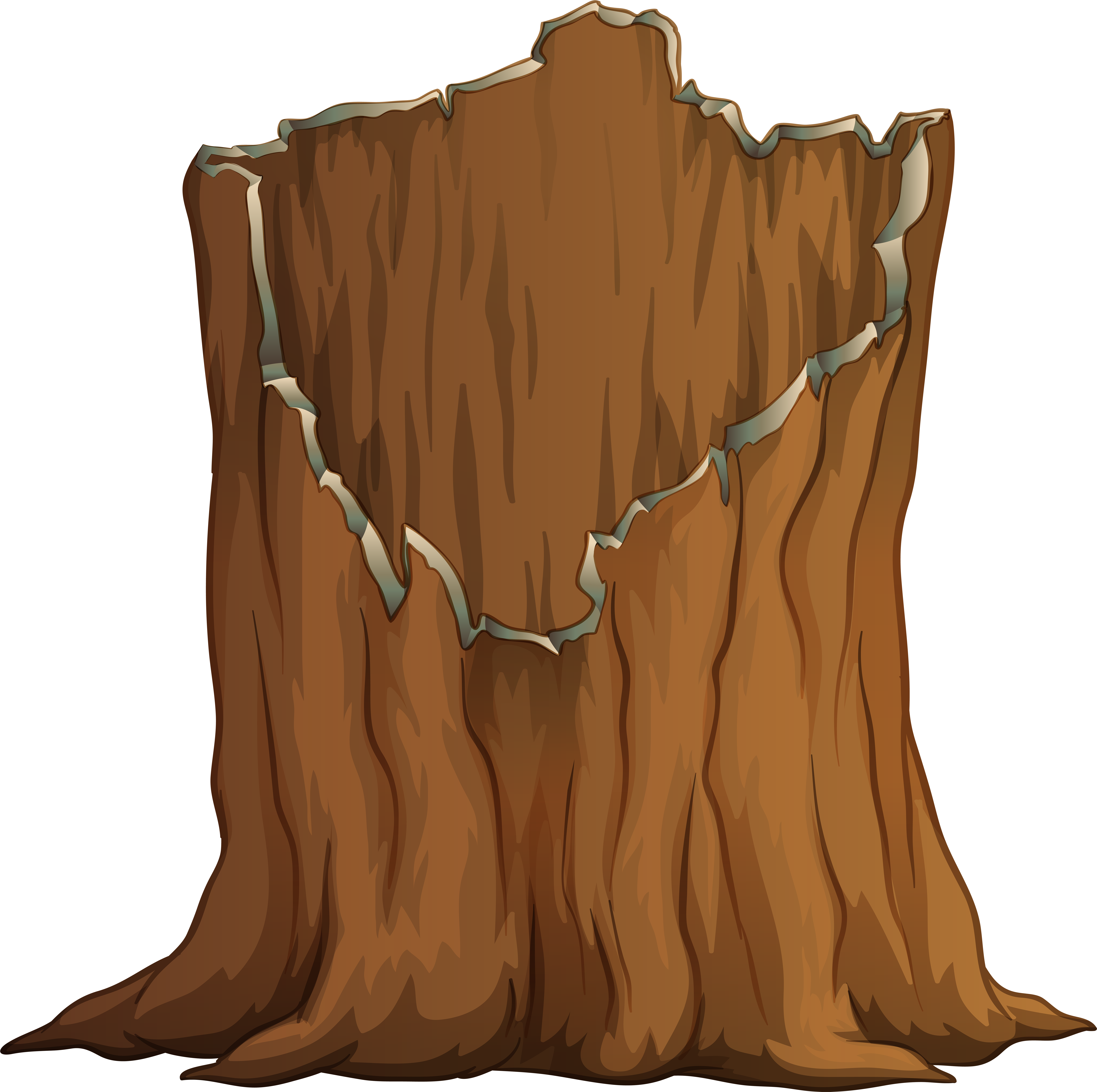 Tree Trunk Clipart - Png Download - Full Size Clipart ...