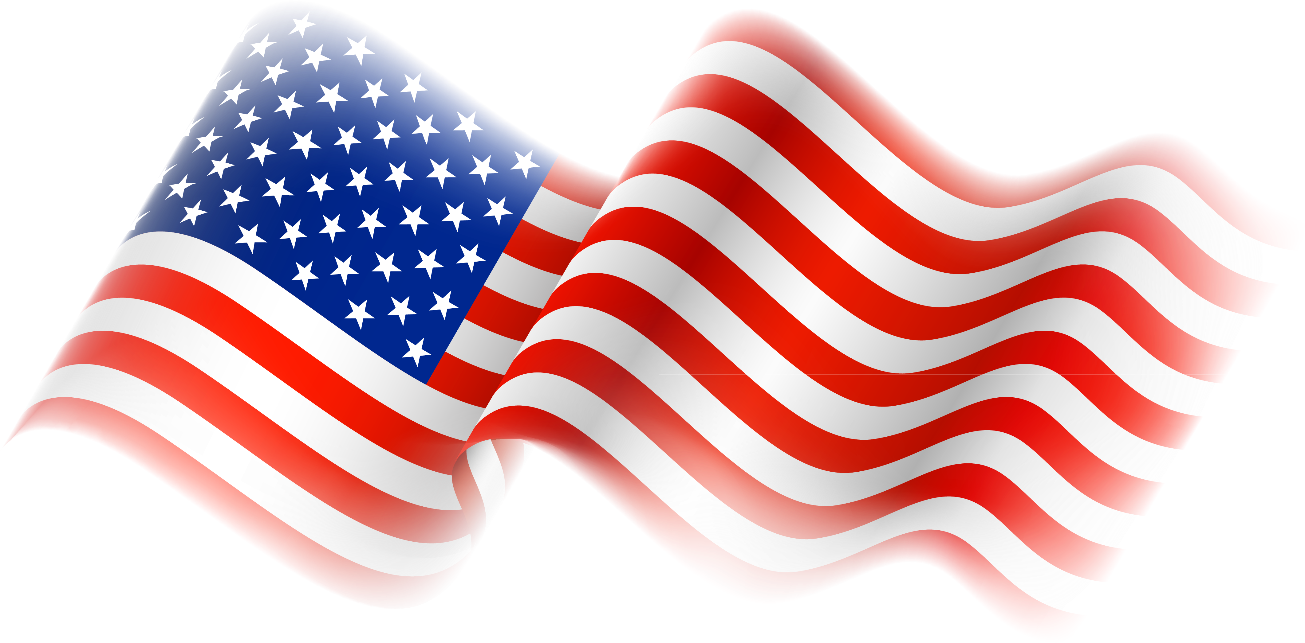 Free Flag Clip Art Pictures - Waving American Flag Png ...