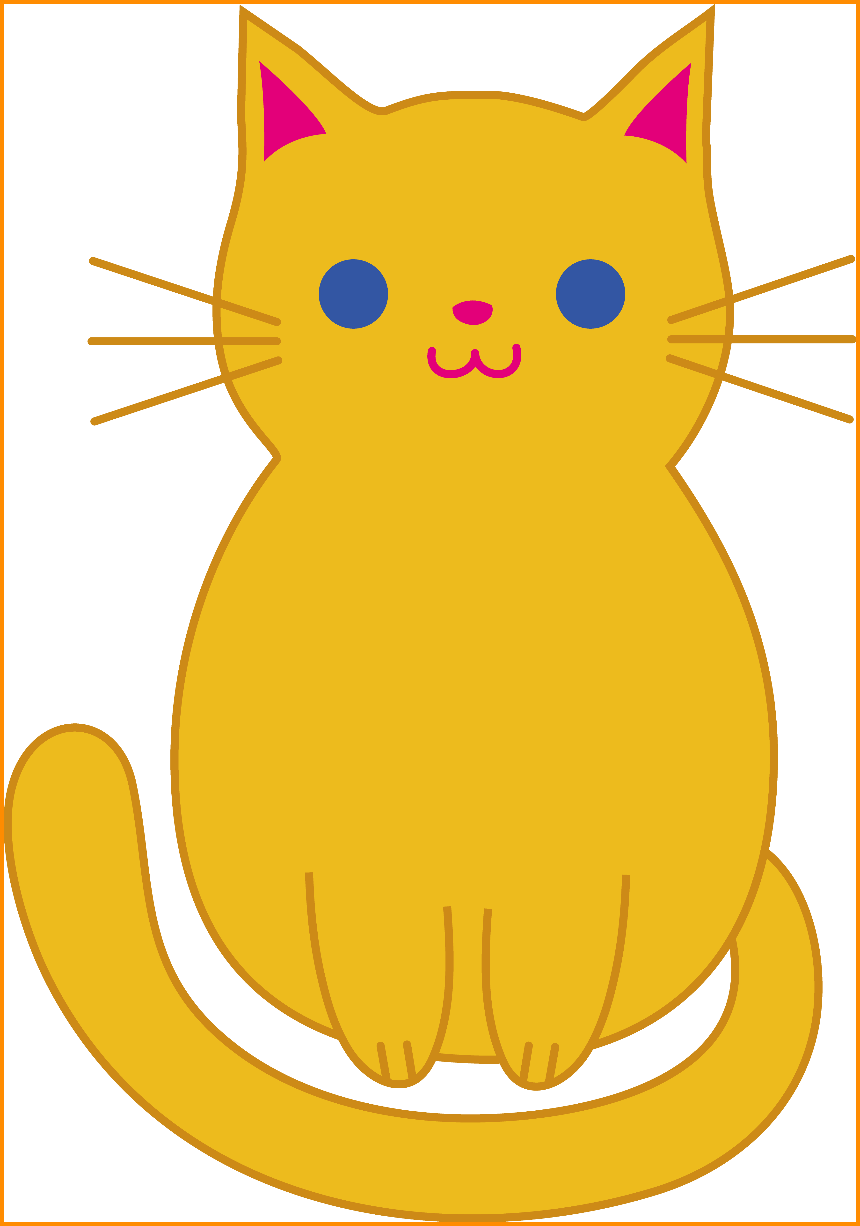 Clipart Of Cats Cartoon Dog And Cat Png Download Full Size