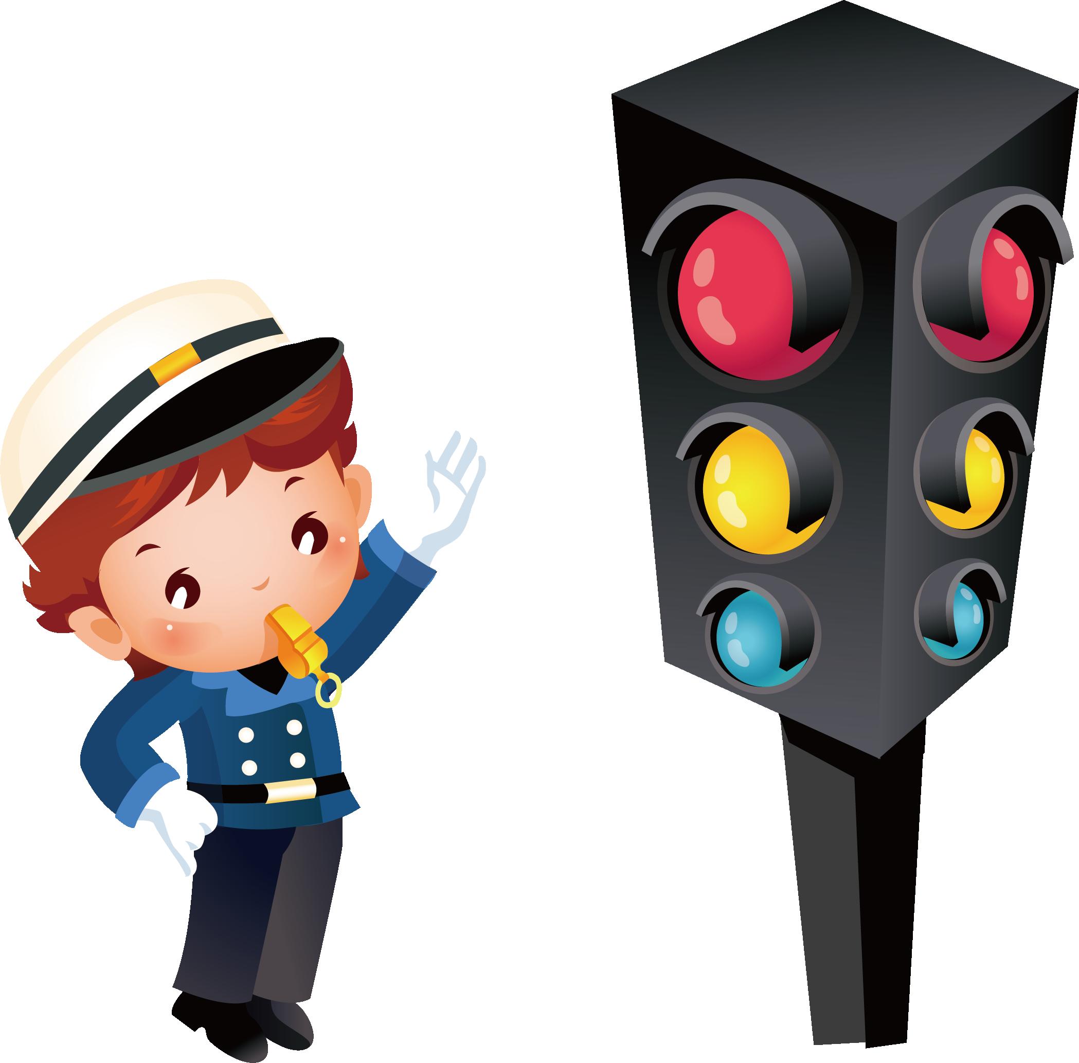 Детские картинки со светофором