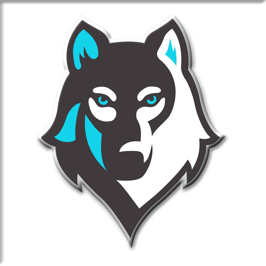 Download Wolf Mascot Logo Png Clipart Logo Clip Art - Wolf ...