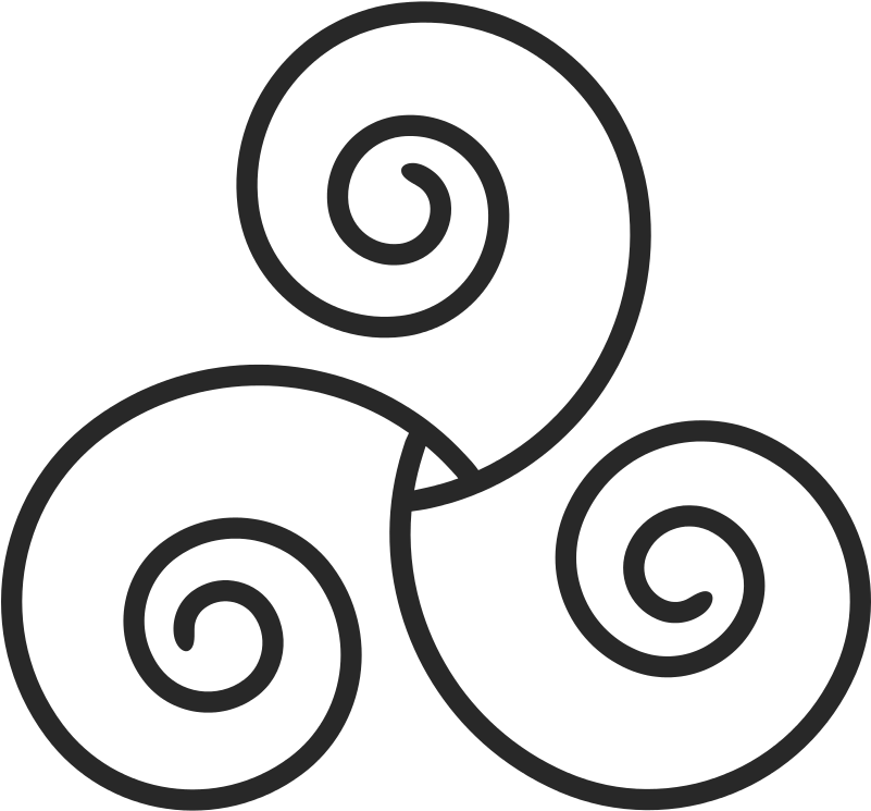 Celtic Knot Clipart Spiral - Tattoos About Self Improvement