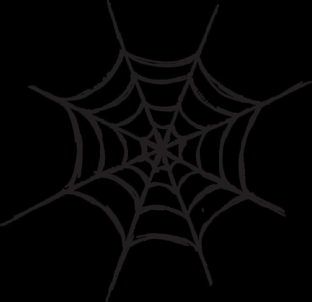 Spider web big. Celebrate vector png clipart