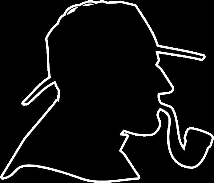 Шерлок холмс в картинках