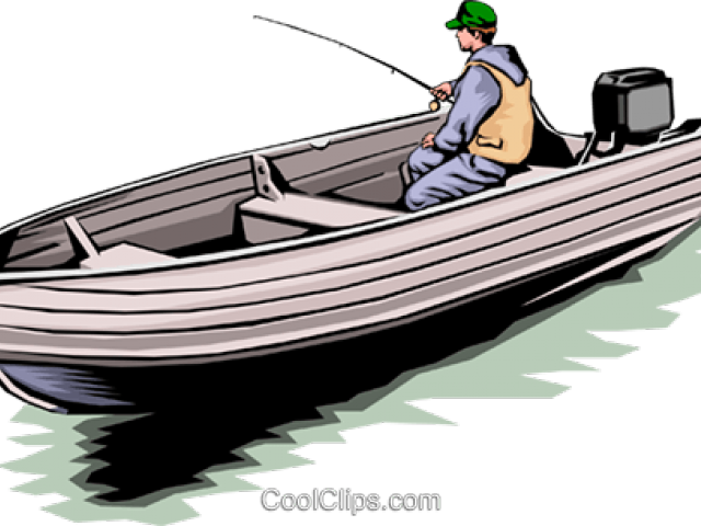 Fishing Boat Clipart Skiff Fishing Boat Png Download Full Size Clipart 16626 Pinclipart