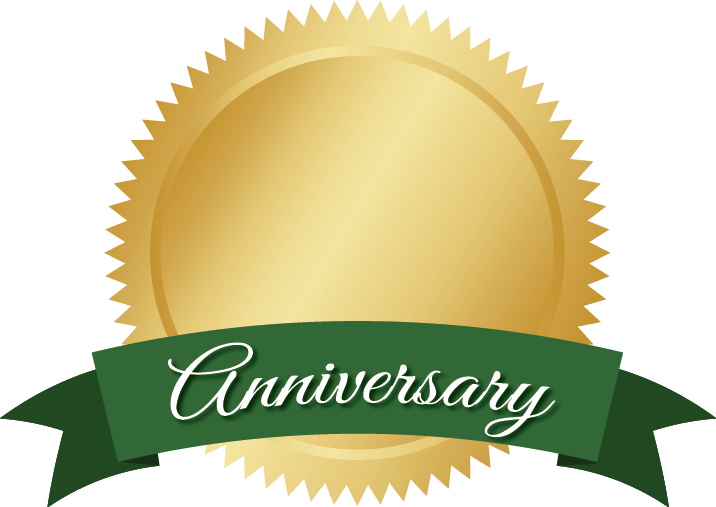 25th Holland Henry Bromley Anniversary Seal Paypal Verified Clipart Full Size Clipart 1002317 Pinclipart