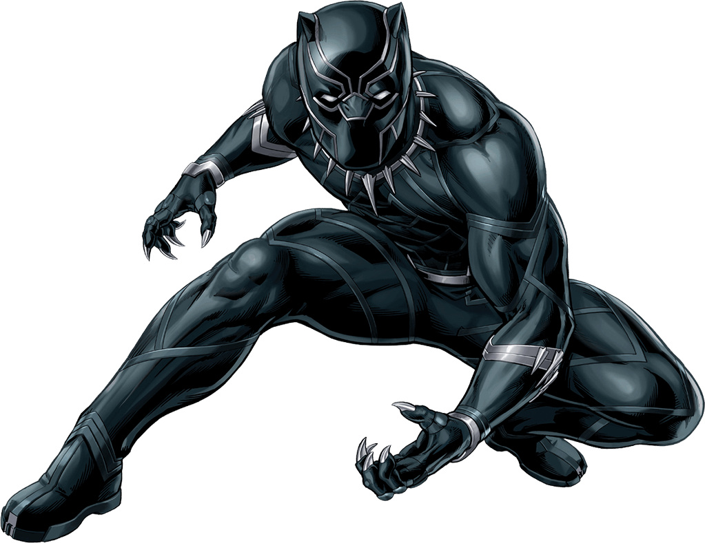 Black Panther Logos Brands And Logotypes Panther Clipart - M
