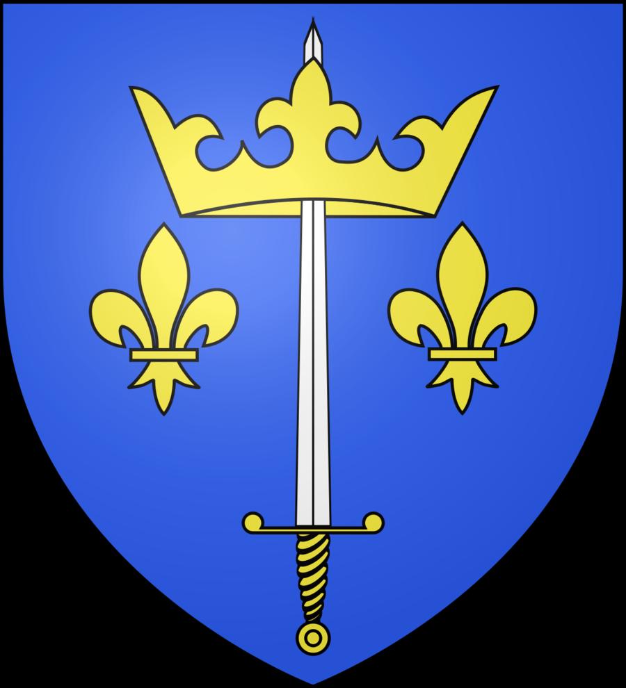 герб рыцаря средневековья рисунок