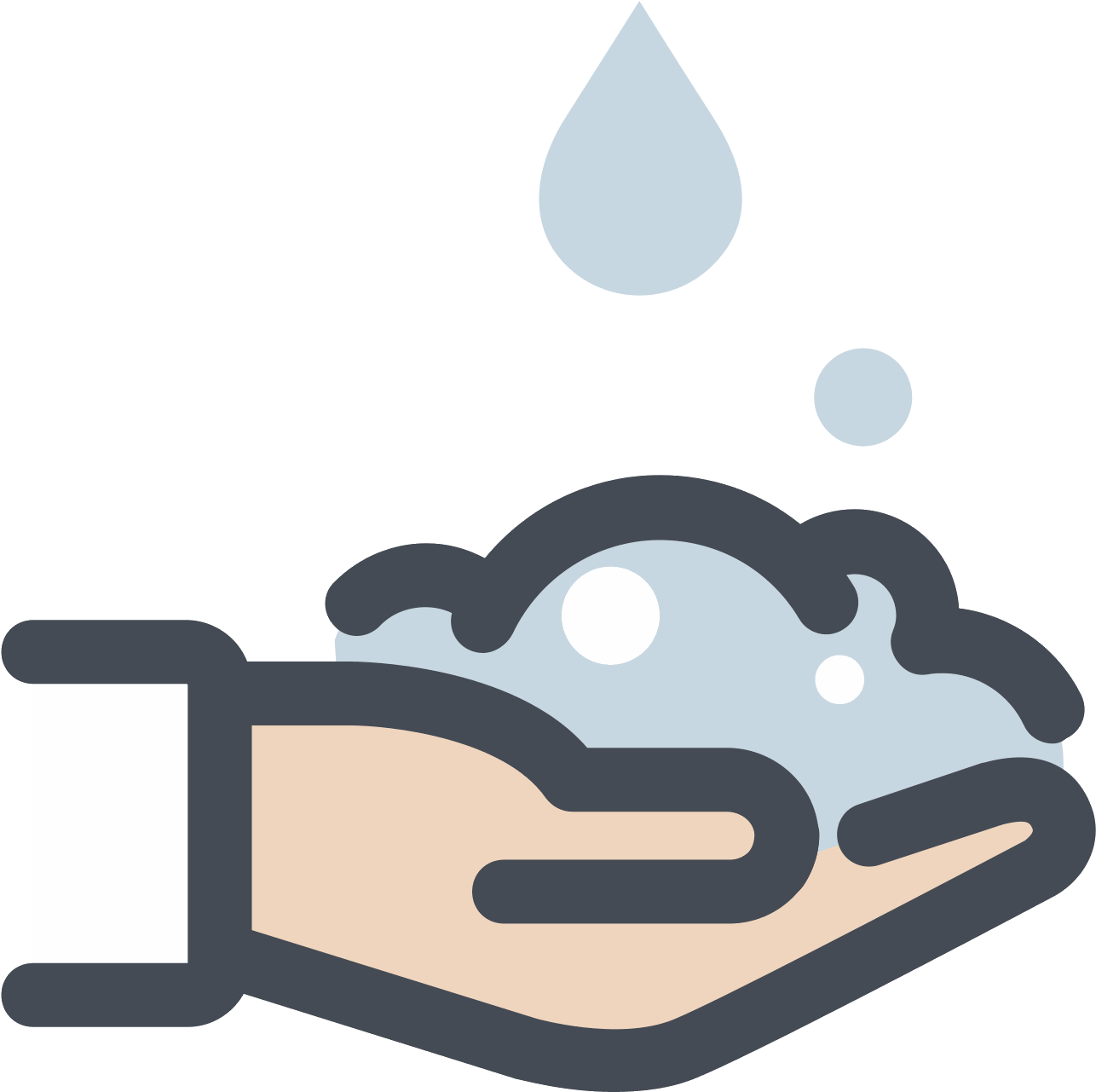 Wash Your Hands Icon Wash Hands Icon Png Clipart Full Size