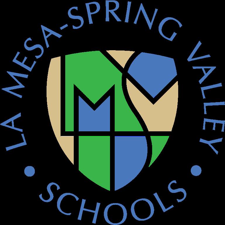 Lmsvsd Logo3 Color La Mesa Spring Valley Logo Clipart Full Size Clipart 1106802 Pinclipart