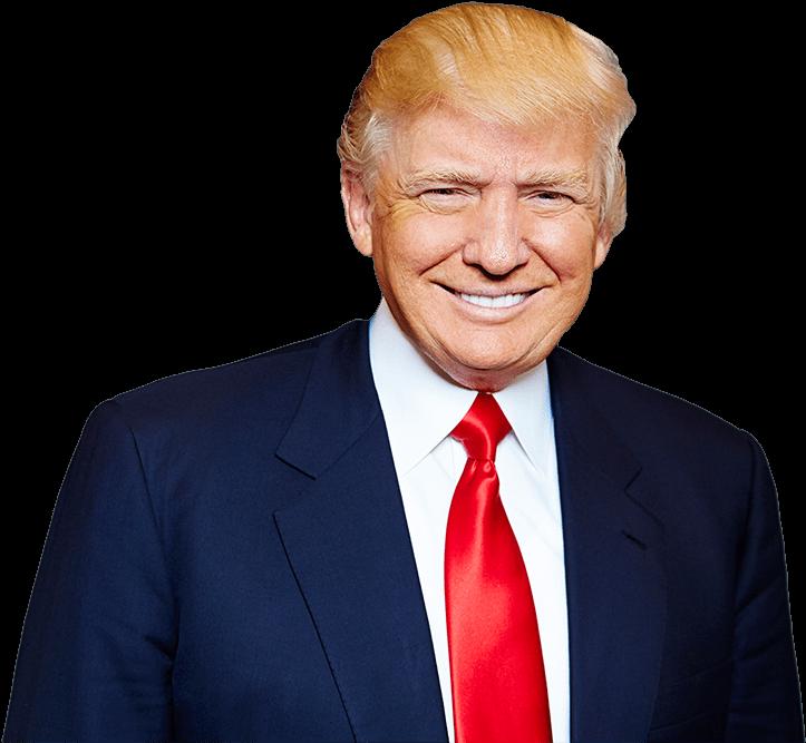 Donald Trump - Donald Trump Transparent Background Clipart ...