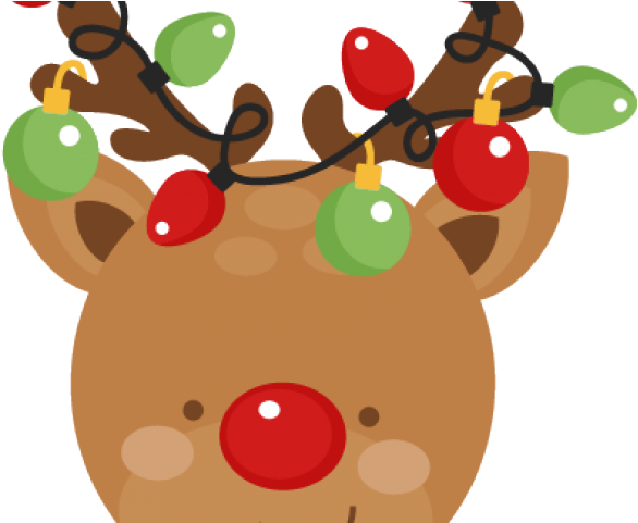 Christmas Clipart Sleigh Free Cute Christmas Clipart Png