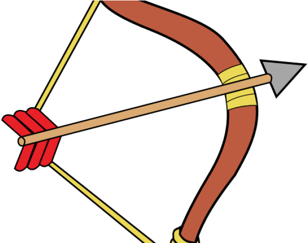 Bow And Arrow Clipart