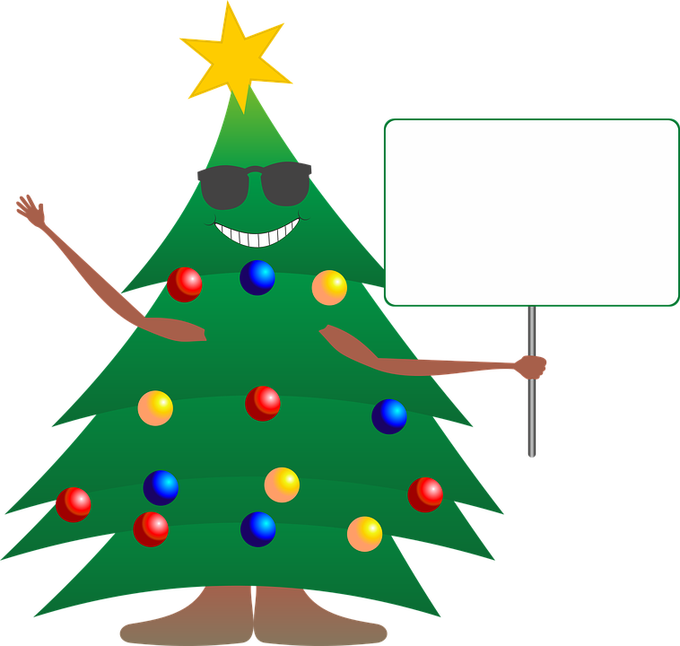 Christmas In July Clipart Free Download.Christmas Tree Silhouette 19 Buy Clip Art Christmas In
