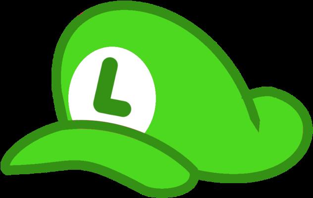Cap Clipart Mario - Luigi Hat Transparent - Png Download ...