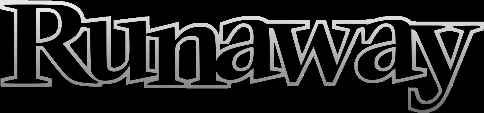 File Logo Svg Wikimedia Transparent Background - Runaway A
