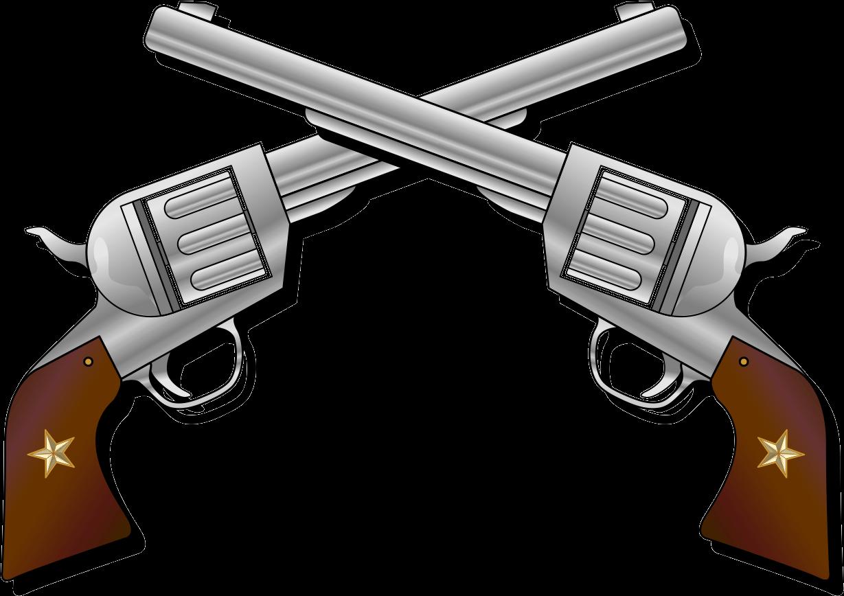 Картинки рисованные пистолет