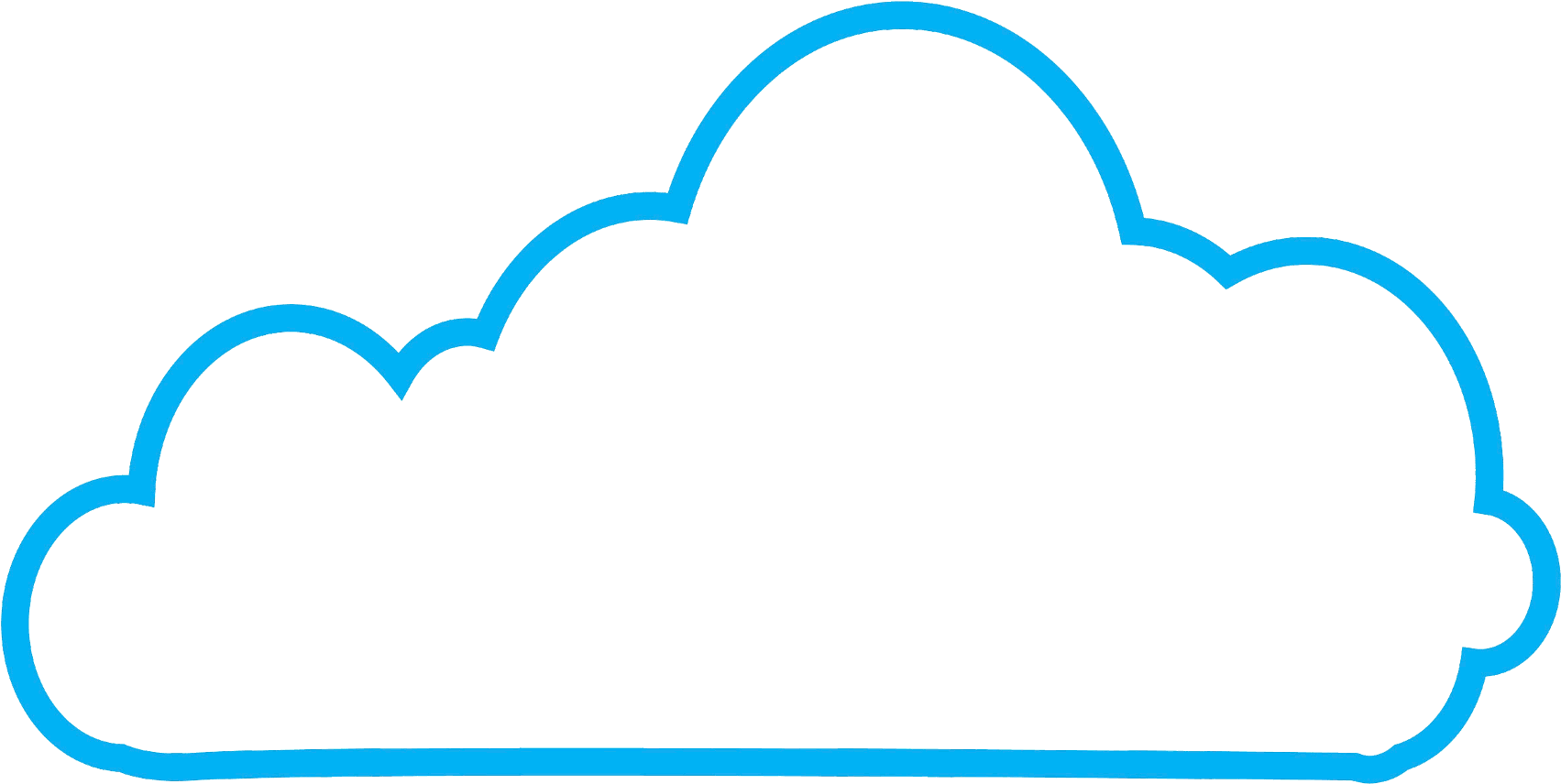 Clouds Clipart Animated Gif - Azure Cloud Png Transparent ...