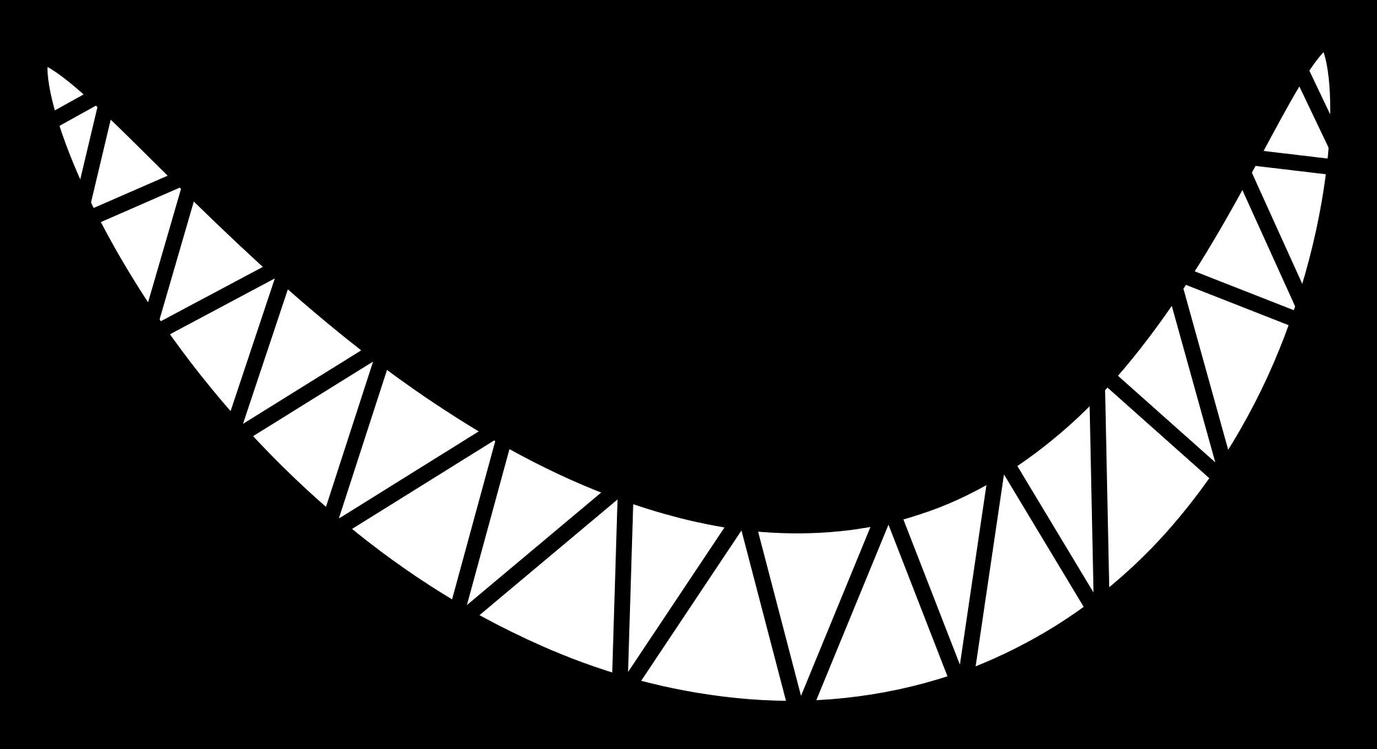 File - Sharp Shark - Svg - Mouth Svg Clipart - Full Size ...