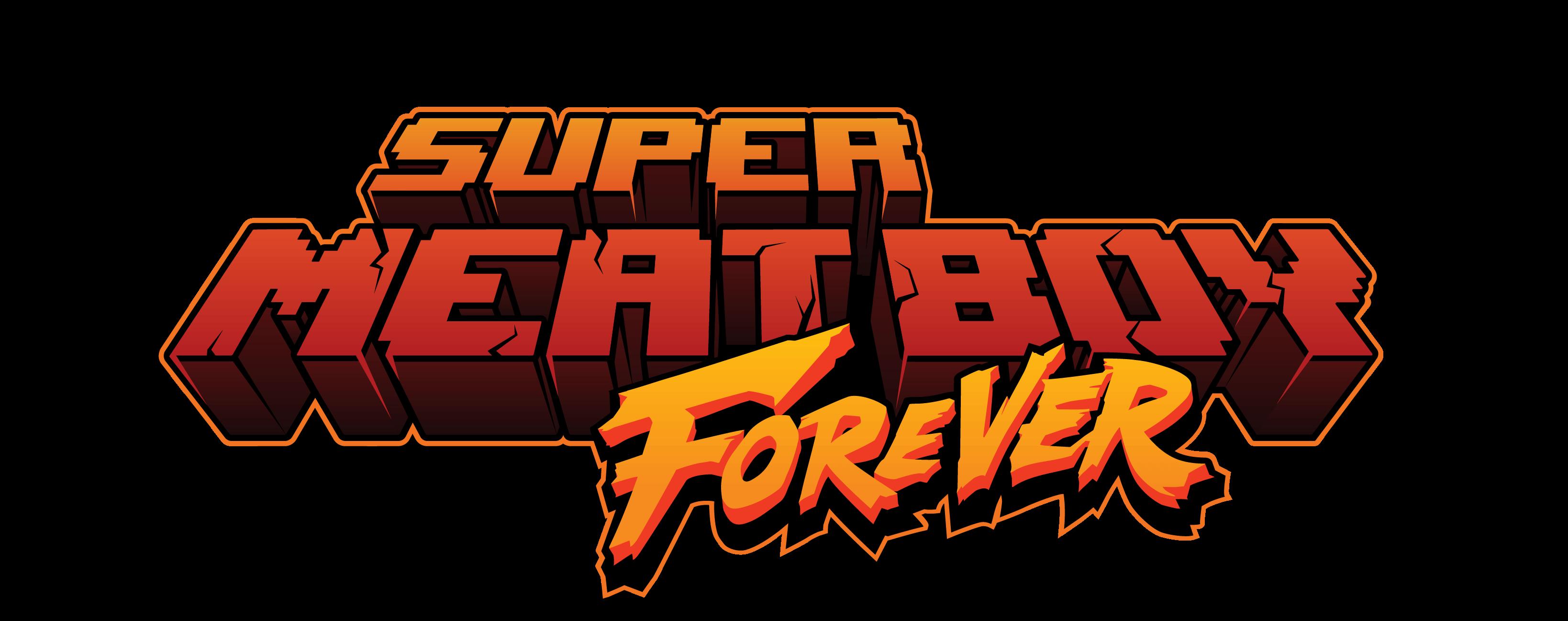 Super Meat Boy Forever [Portable] (2020)
