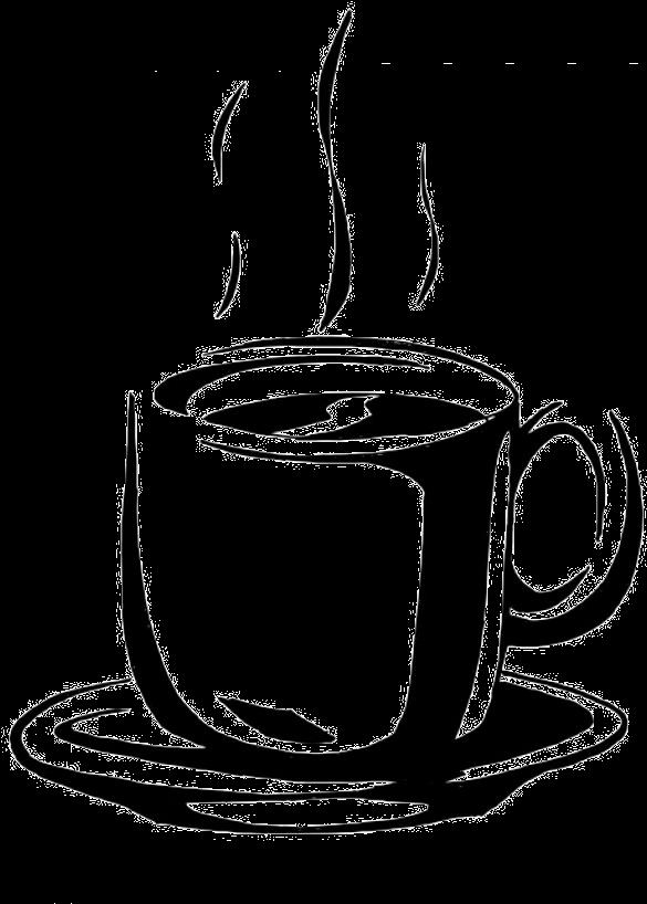 Tea Cup Transparent Background Coffee Transparent ...