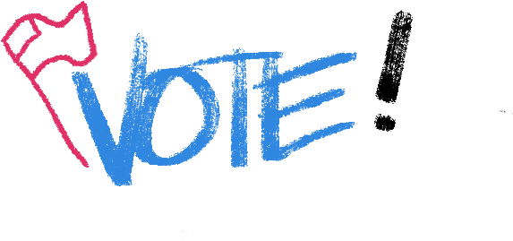 Vote - Transparent Voting Gifs Clipart - Full Size Clipart ...