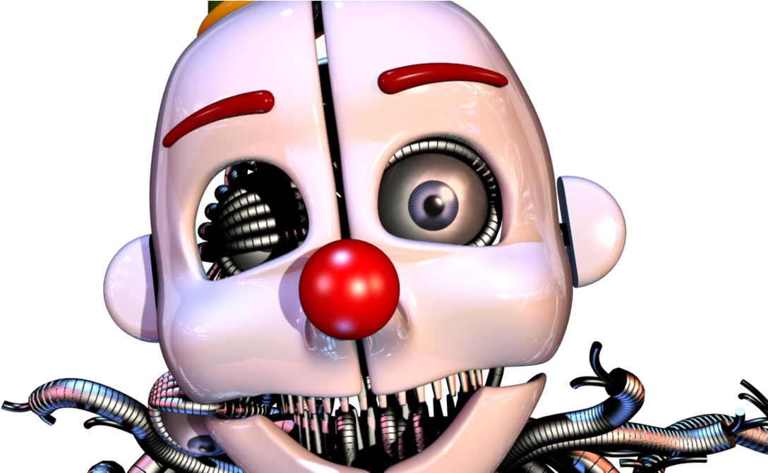 Which Playbuzz - Fnaf Sister Location Ennard Jumpscare