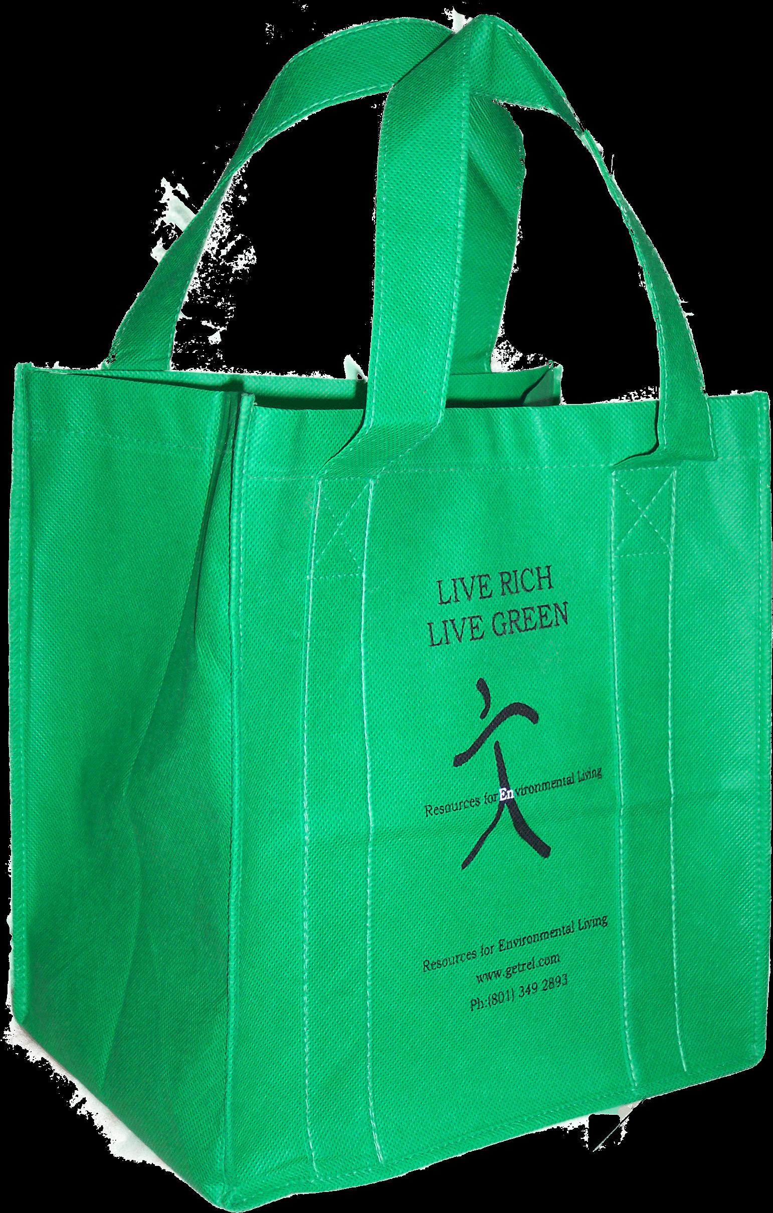 Food Safety Risk - Reusable Shopping Bag Transparent ...