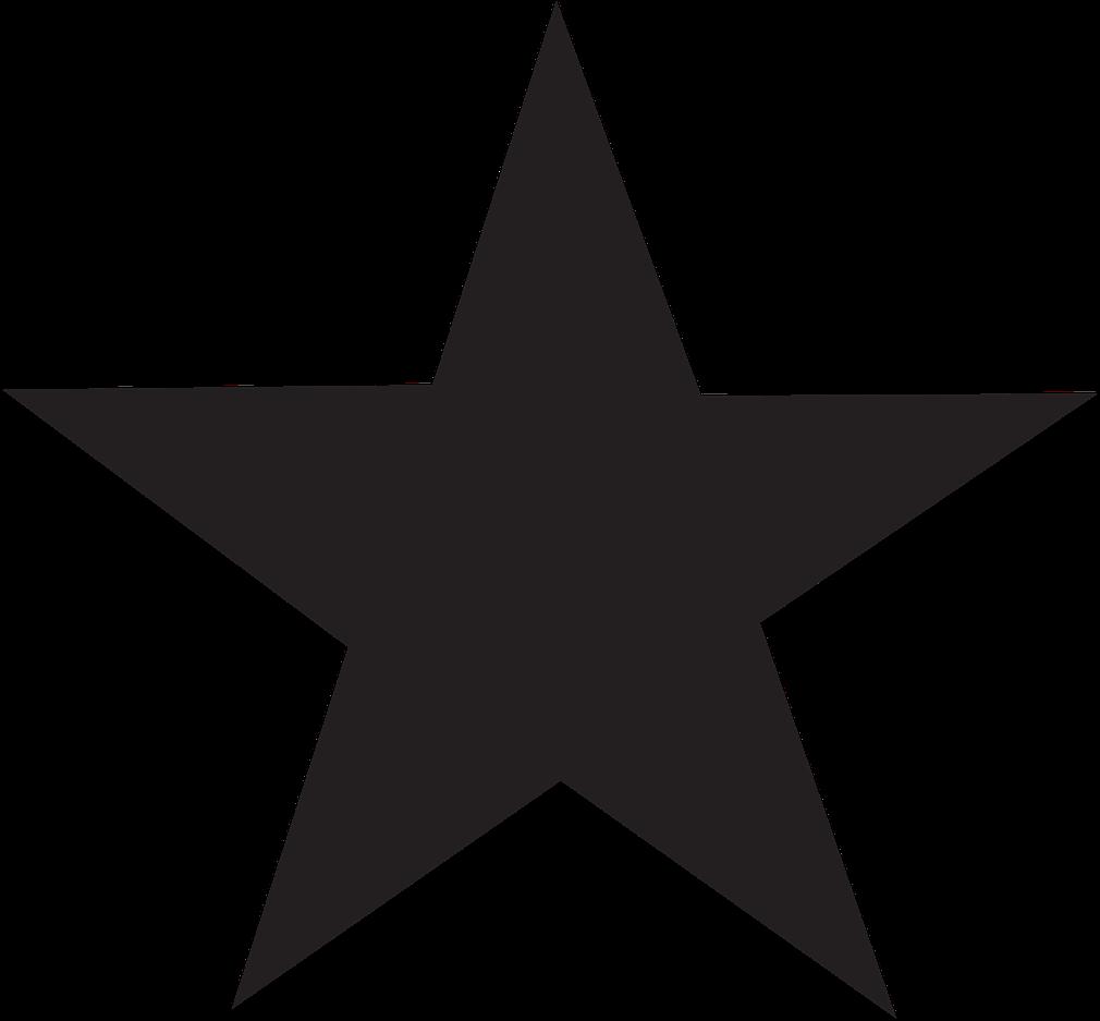 Download Star Icon Black Favorite Rating Png Image - Black ...