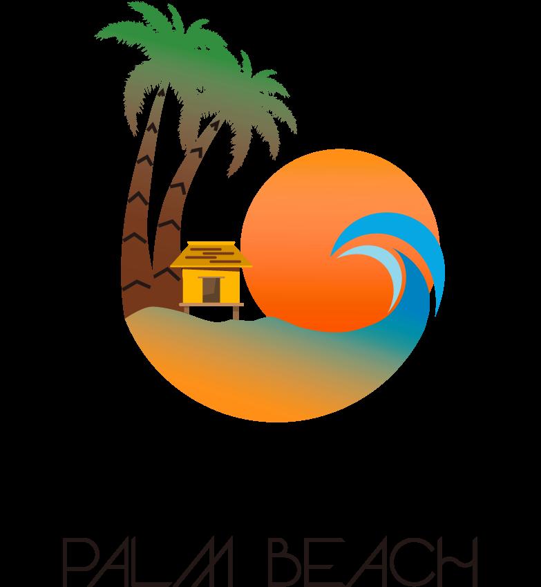 Rn Princesa Palm Beach Logo Png Palm Beach Clipart Full Size Clipart 1474278 Pinclipart