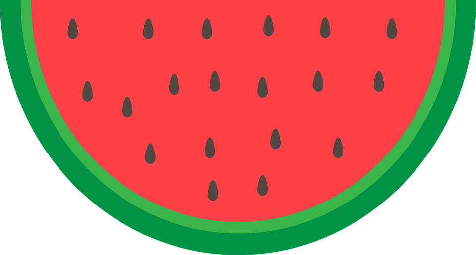 Cartoon melon slice Clipart   k20790815   Fotosearch