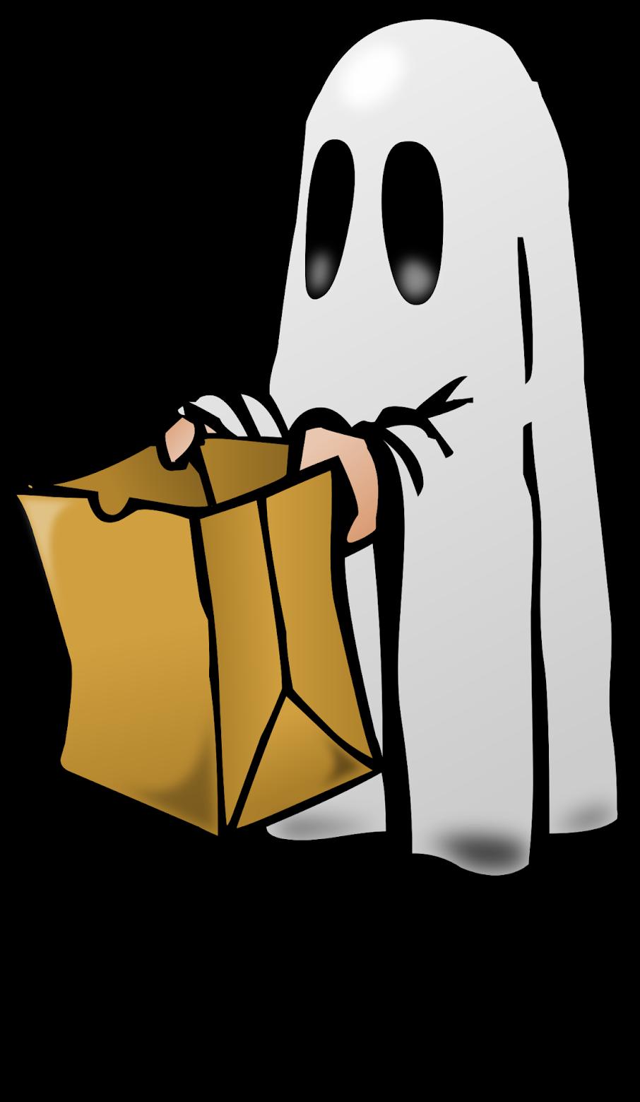 Pumpkin Halloween Trick-or-treating Clip Art - Candy - Transparent Trick Or Treat  Clipart Transparent PNG