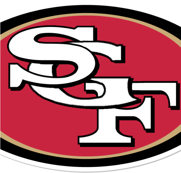 Address Escudo San Francisco 49ers Clipart Full Size Clipart 1566071 Pinclipart