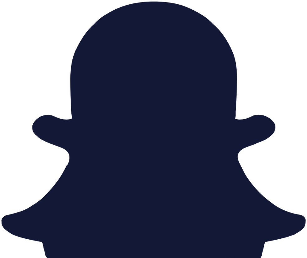 Official Spurs Website Tottenham Hotspur Snapchat Black Logo Clipart Full Size Clipart 1566385 Pinclipart