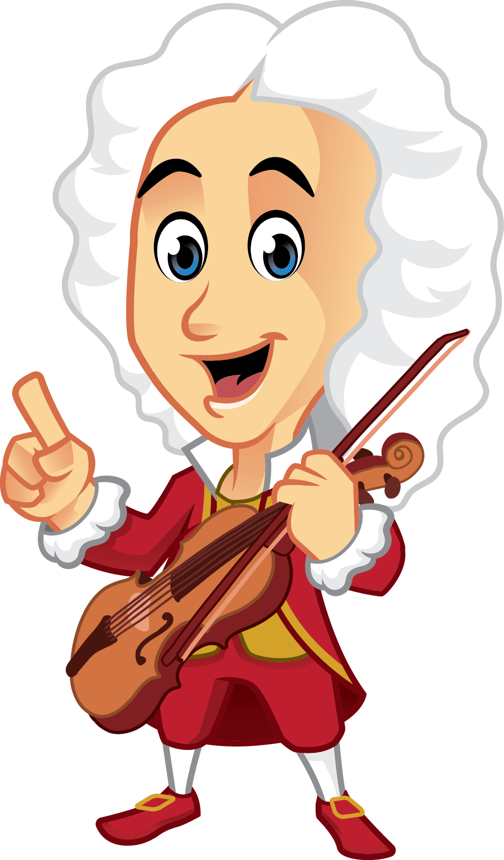 Vivaldi Software Mascot - Vivaldi Cartoon Clipart - Full Size ...