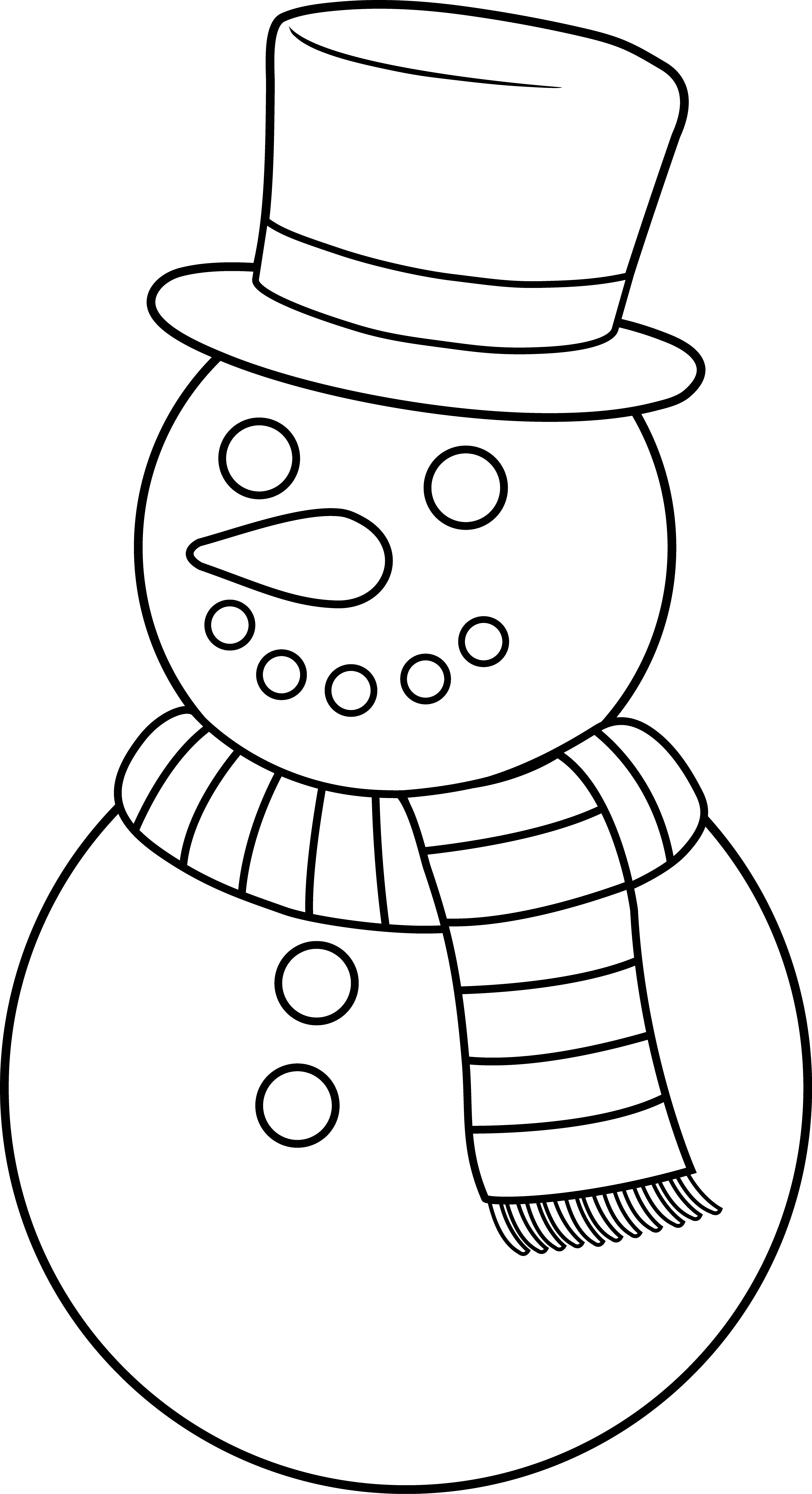 colorable christmas snowman christmas clipart black and white snowman png download full size clipart 1629099 pinclipart pinclipart