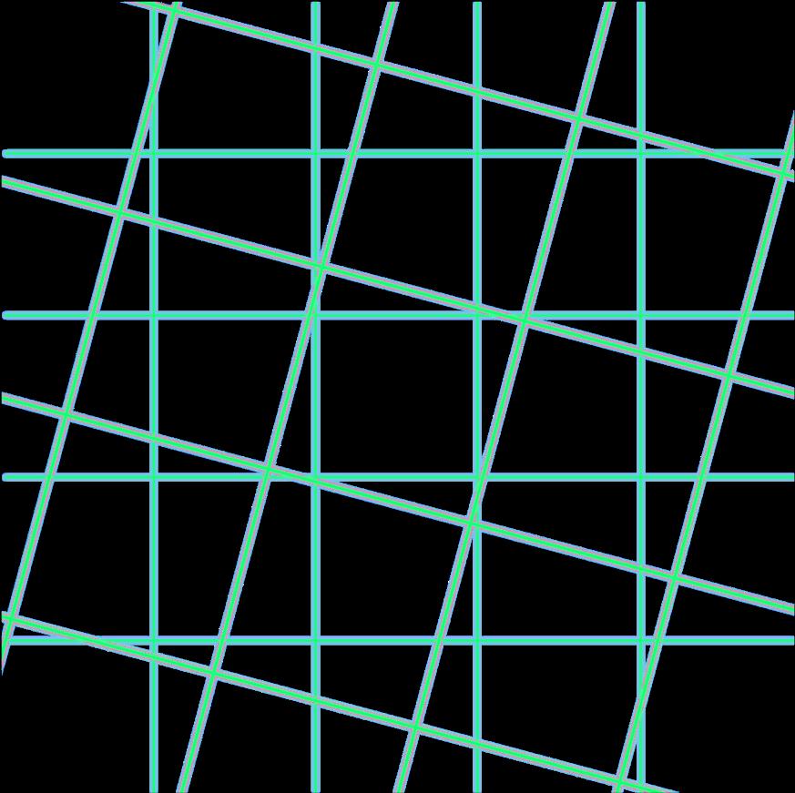 Darkblue Circle: Vaporwave Grid Png