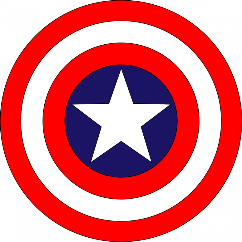 Download Captain America Clipart Cilpart Smoothie Bar ...