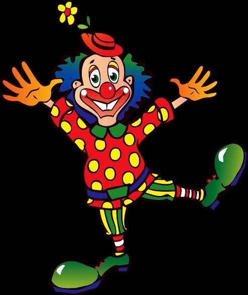 Circus Clipart Juggling Un Clown Au Cirque Png Download Full Size Clipart 188115 Pinclipart