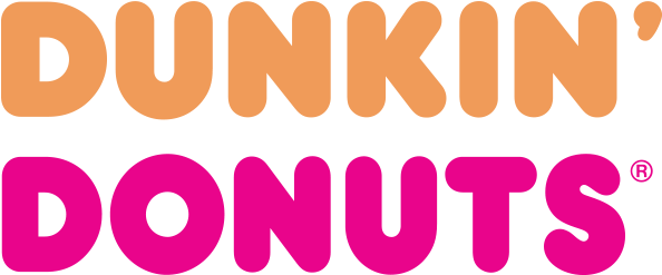 Dunkin' Donuts Is An All-day, Everyday Stop For Coffee ... (594 x 247 Pixel)