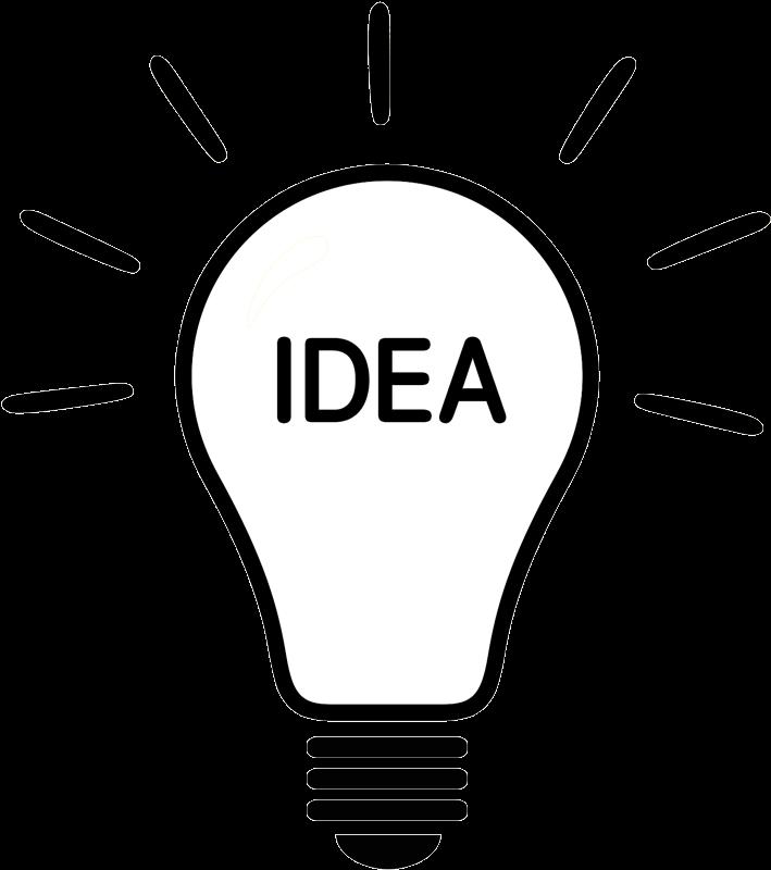 business analysis light bulb idea vector clipart full size clipart 1832217 pinclipart light bulb idea vector clipart