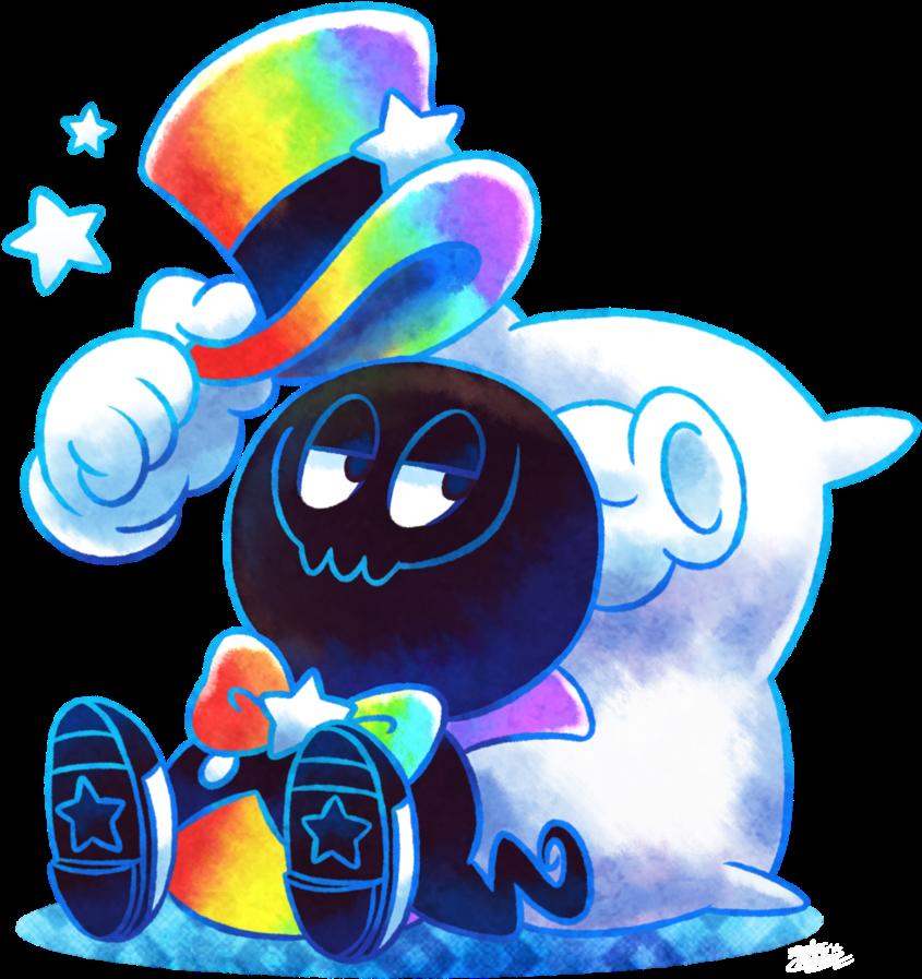 Rainbow Maestro Joins The Dream Team By Mario And Luigi Dream