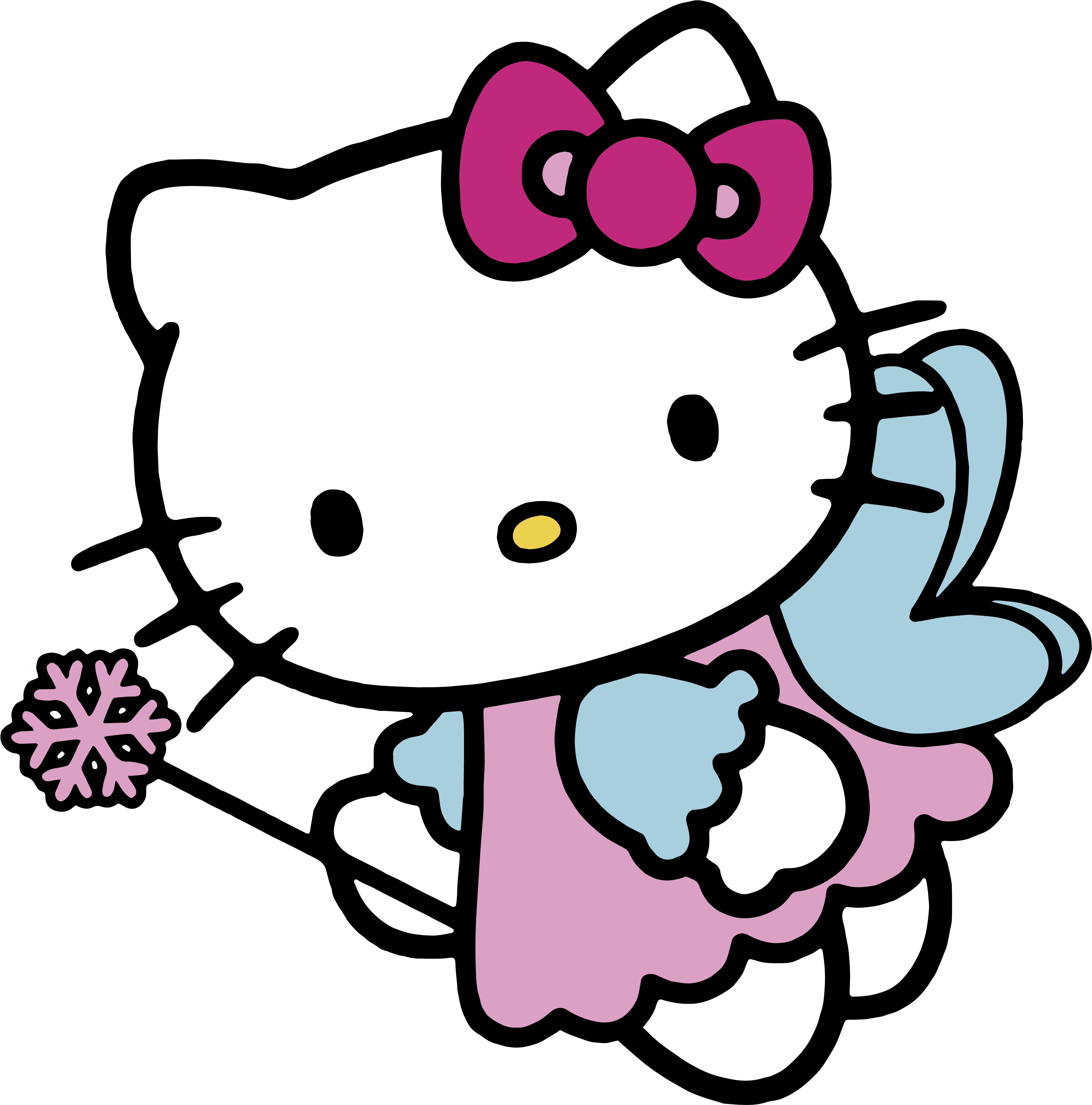 Page - Hello Kitty Angel Clipart - Full Size Clipart ...