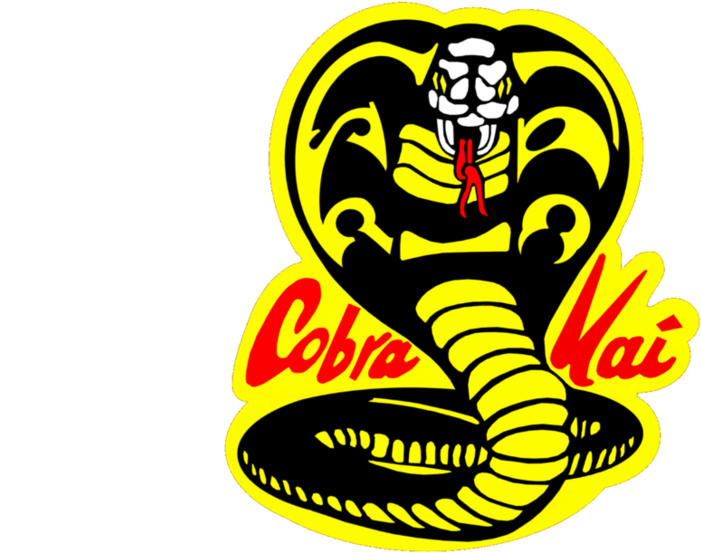 Cobra Kai Logo Clipart - Full Size Clipart (#1888615 ...