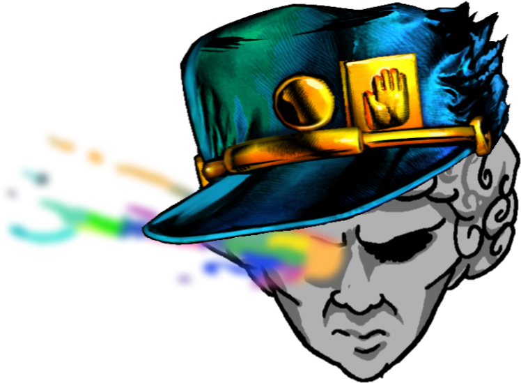 Siivagunner By Rockylalonde On Gorra De Jotaro Png Clipart Full Size Clipart 1891998 Pinclipart