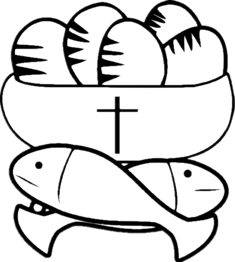 21 Fish And Bread Clipart Png Download Full Size Clipart 1896176 Pinclipart