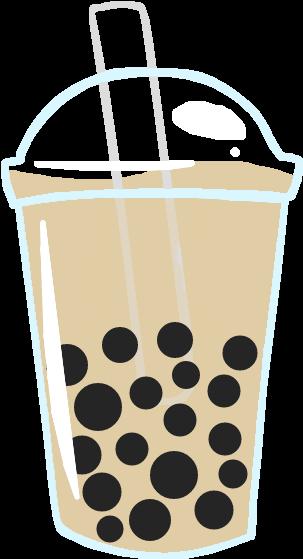 Milk Clipart Tea Glass Milk Tea Vector Png Transparent Png Full Size Clipart 191573 Pinclipart