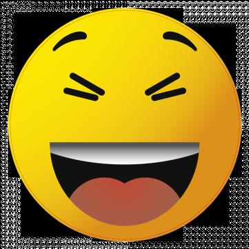 Smiley Mort De Rire Clipart - Full Size Clipart (#1930056) - PinClipart