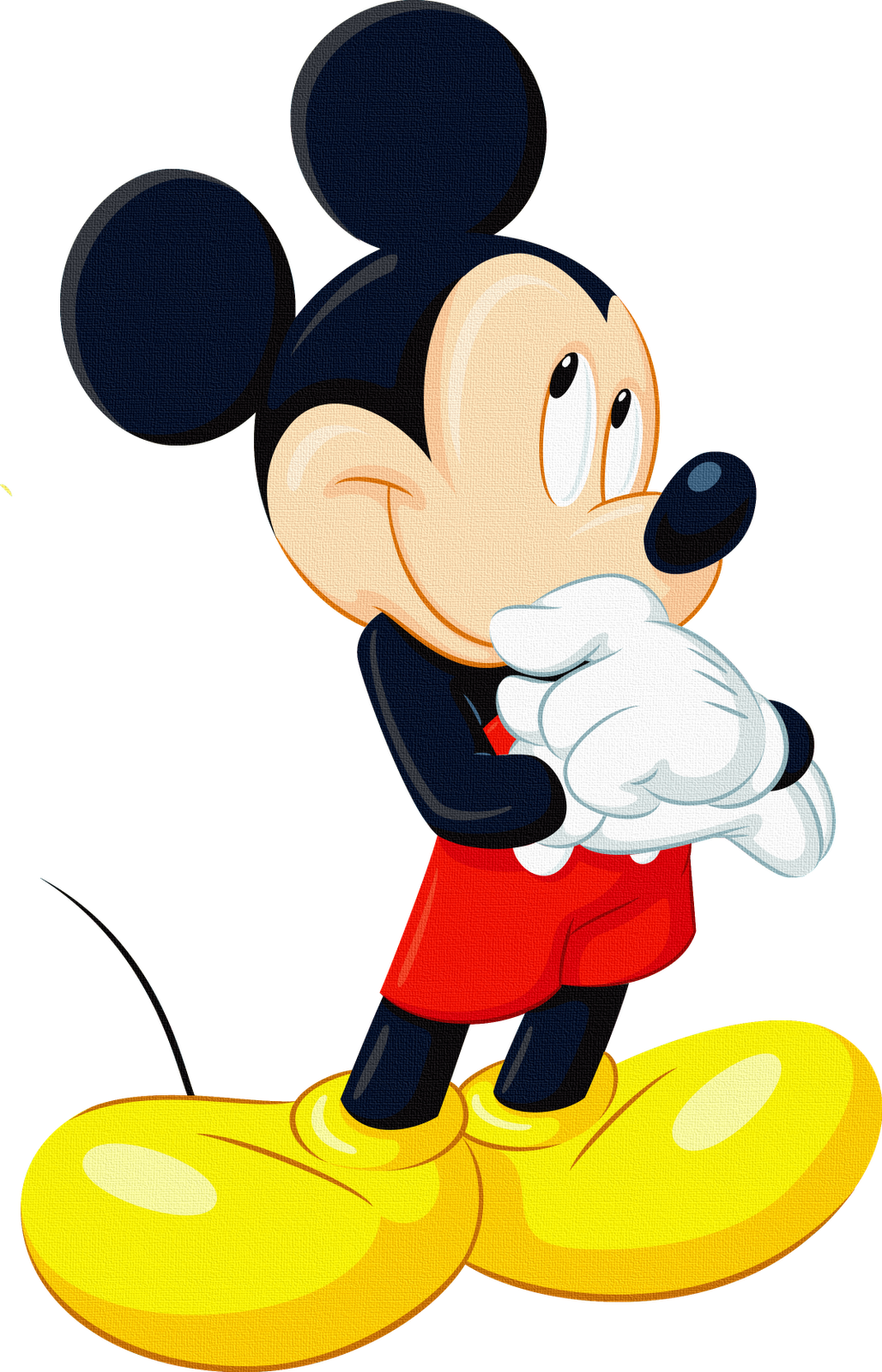 Mickey Mouse Clip Art Mickey Png Alta Resolucao Transparent Png