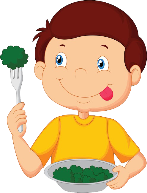 Eat Clipart Child Food Cartoon Boy Eating Png Download Full Size Clipart 207920 Pinclipart